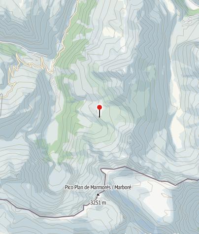 Map / Refuge des Espuguettes (2.027 m)