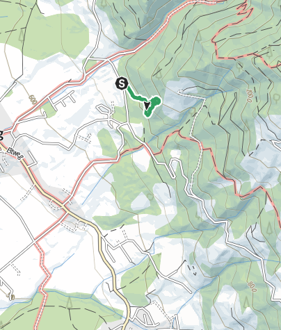 Karte / Klettergarten St. Andrä