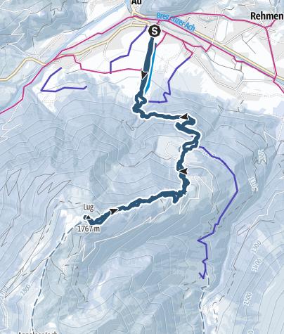 Karte / 180330 Brendler Lug