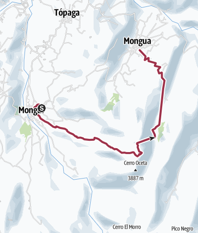 Map / Mongui - Mongua (Apr 2018)