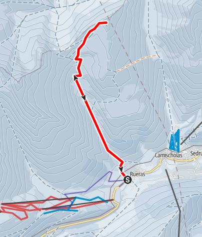 Map / Krüzlistock