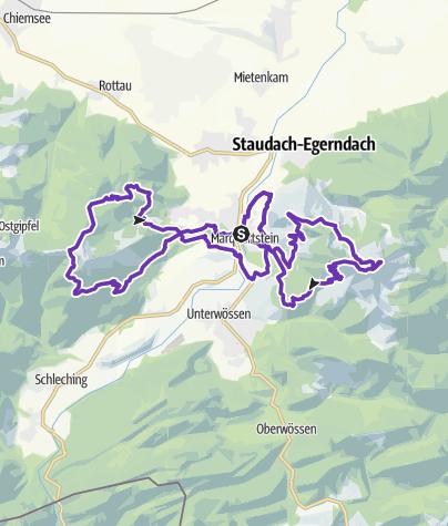Karte / Lange Distanz CTR18