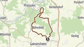 Karte / Wettstetten Arnsberg Wettstetten