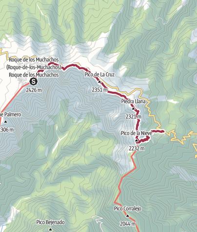 Mapa / La Palma Day6