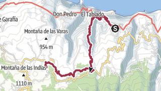 Mapa / La Palma Day5