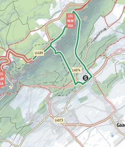 Map / Hanselsteig