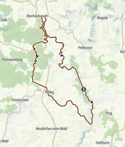 地图 / Tittlinger Land