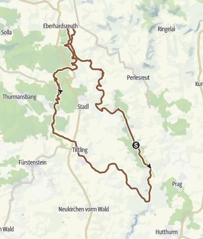 Map / Tittlinger Land
