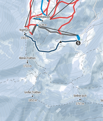 Karte / Rosengasse - Vogelsang