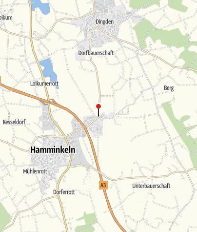 Karte / Gasthof Buschmann