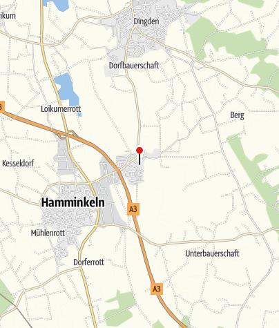 Karte / Schloss Ringenberg