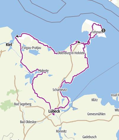 מפה / N+C 25. Juni 2018