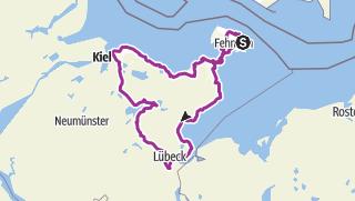 Karte / N+C 25. Juni 2018