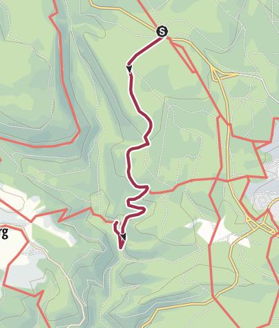 Karte / Königskrug - Rinderstall