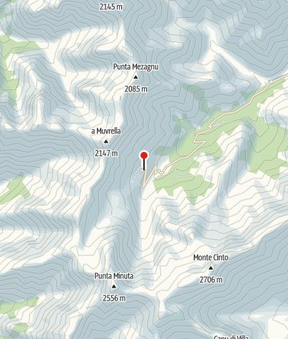Karte / Haut-Asco 1422m
