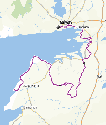 Karte / Galway - Cliffs of Mohere
