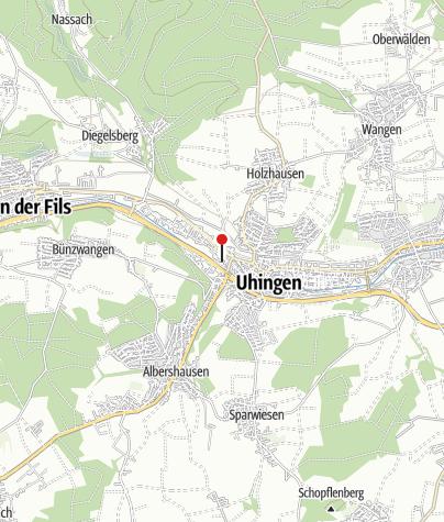 Karte / Der Gerber Park