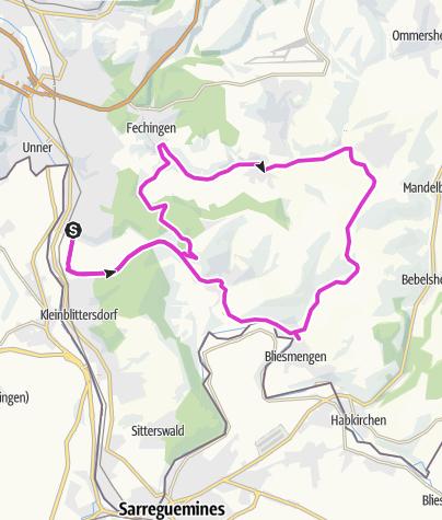 Kart / Training 1 - 30km - 550hm