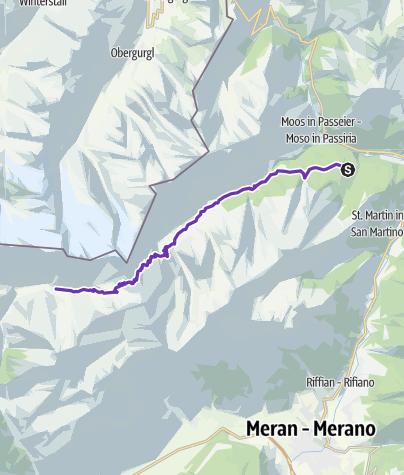 Karte / Ulfas - Eishof