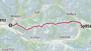 Map / Kreuzeckgruppe
