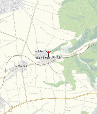 Kaart / Missionshaus (missiehuis) in Paderborn-Neuenbeken