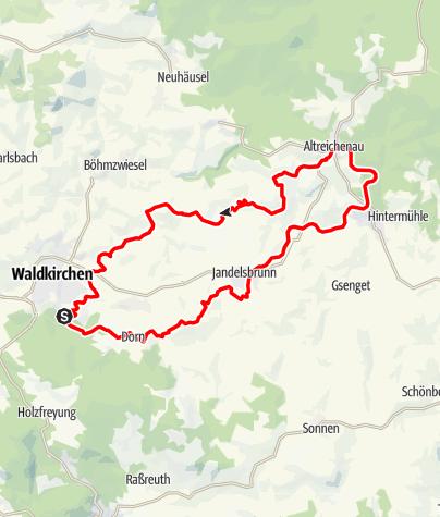 Map / RSC Altreichenau