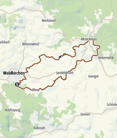 Karte / RSC Altreichenau
