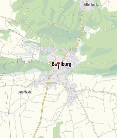 Kaart / Stadtcafé Große-Rechtien