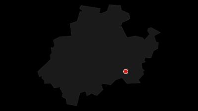 Karte / GeoRadroute Ruhr-Eder