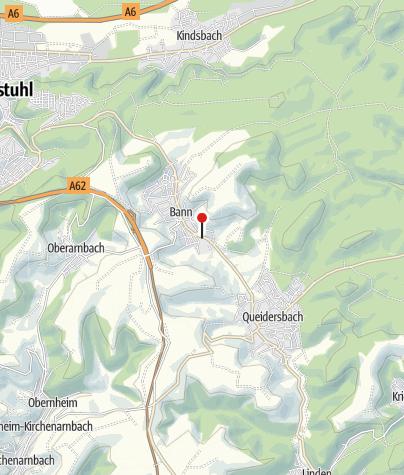 Karte / Landhotel Zum Storchennest