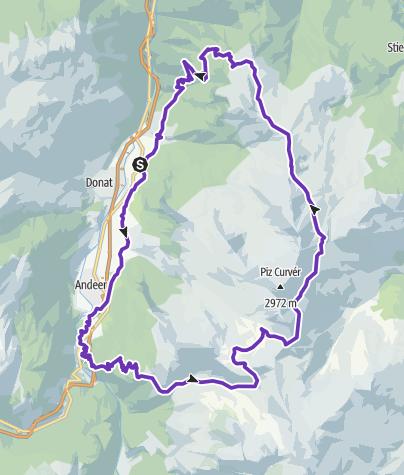Karte / Anavos