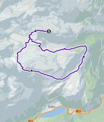 Karte / Vizanrunde