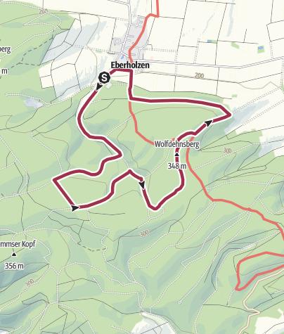 Carte / Eberholzen