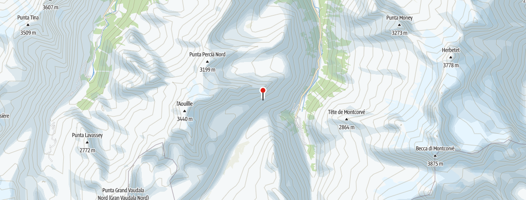 Karte / Gran Paradiso MTB