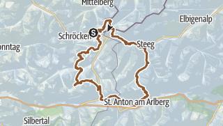 Kartta / Warther Runde