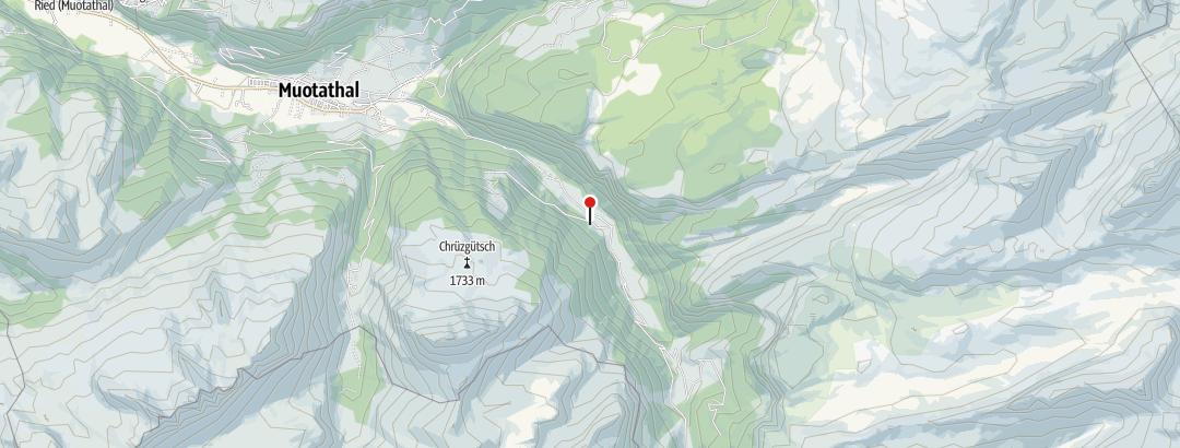 Karte / Männer-Hike