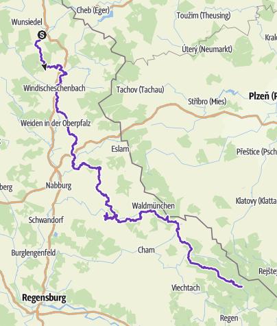 Karte / Megarace Part 2