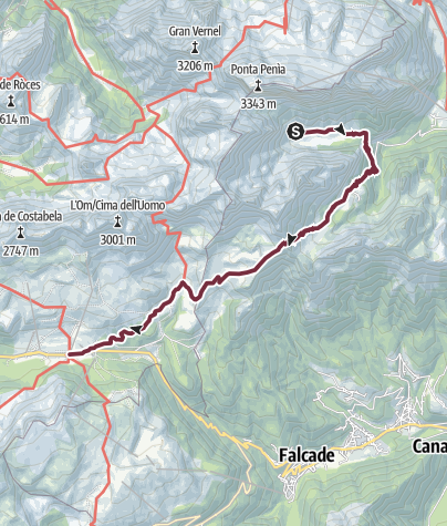 Mappa / Marmolada, Day 2
