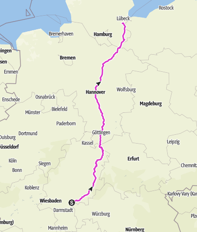 地图 / Tourenplanung am 26. November 2018