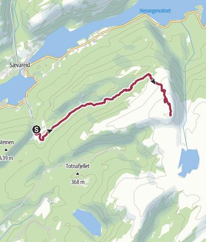 Map / Auf den Vaganipen
