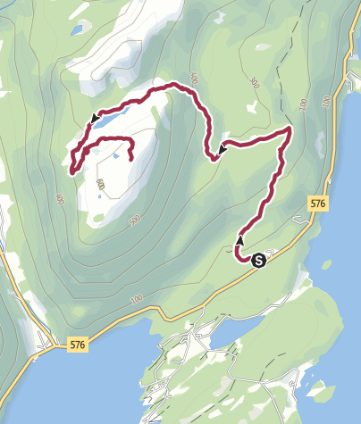 Map / Steinen bei Mundheim