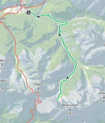 Map / Buzzkill an der Solstein Nordwand