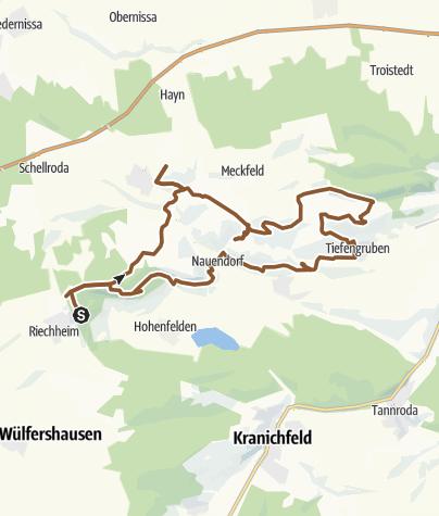Map / Entdecken neuer Pfade