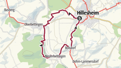 hillesheim oberbettingen germany
