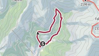 Карта / Sylvestertour