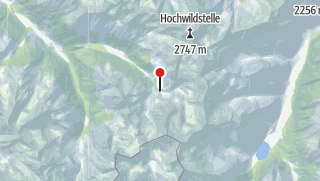 Karte / Waldhornalm