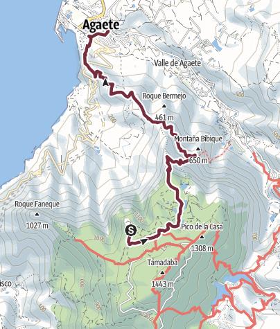 Map / Gran Canaria - Dag 06