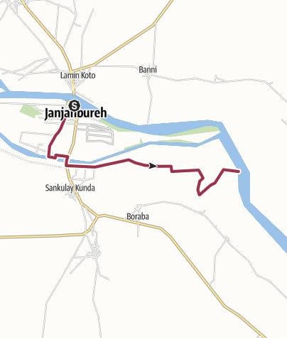 Karte / JJB - Kunkilling Forest Park