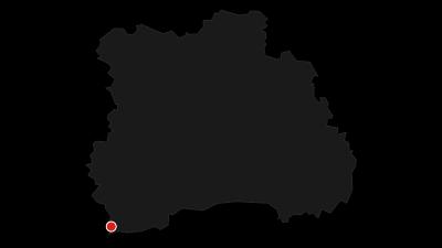 Map / Retezat mountains 9 days hiking Tour