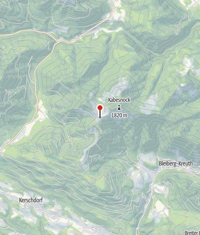 Karte / Wertschacher Alm